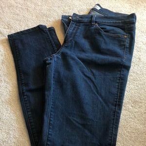 Loft Jeans Modern Skinny